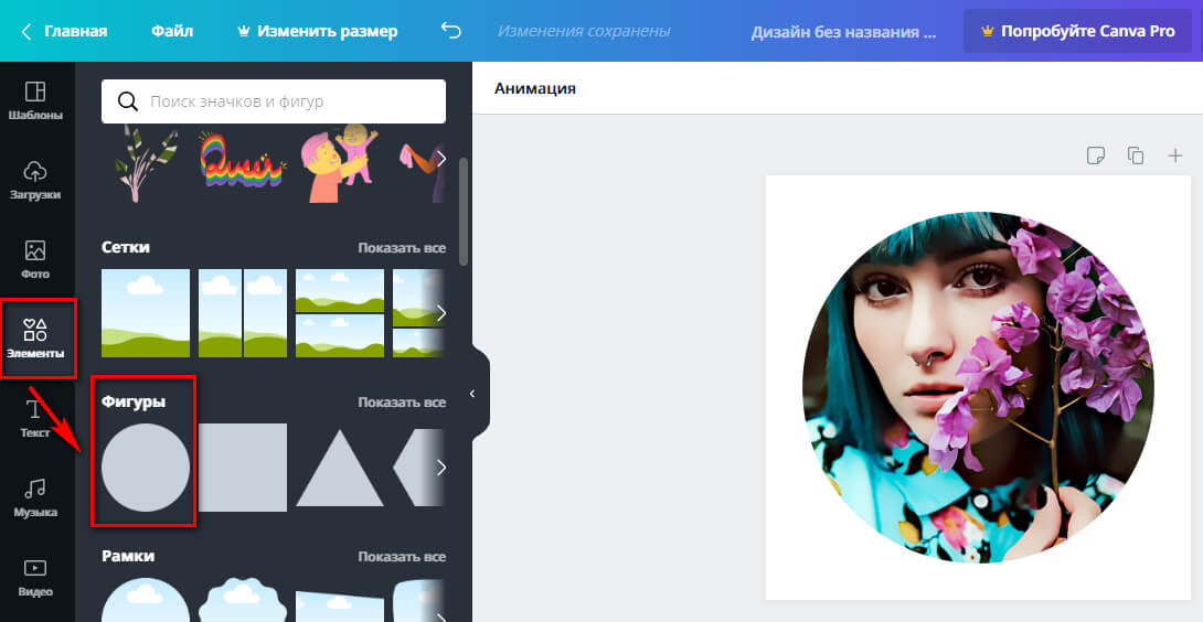 How to add a frame for your Instagram avatar