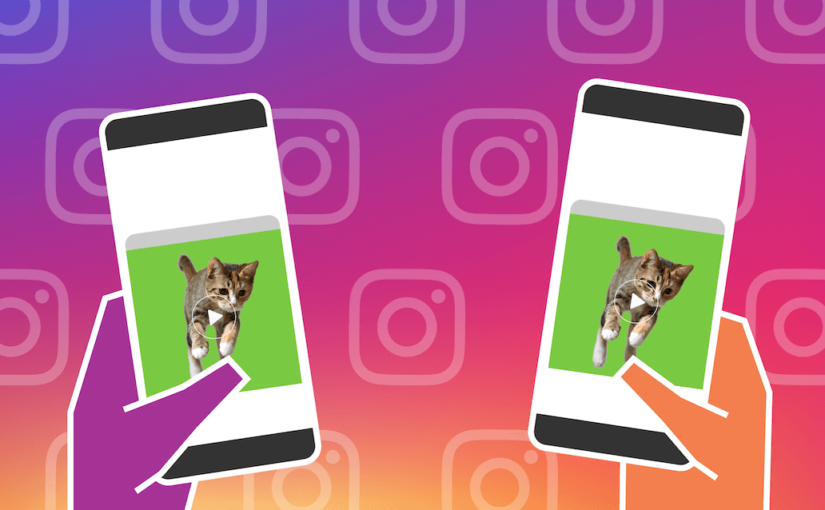 Instagram launched joint viewing of posts