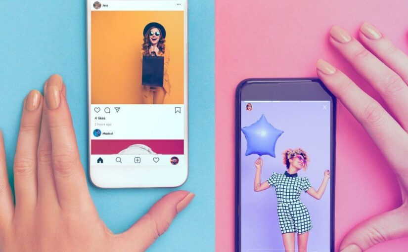 Instagram is testing a new way to navigate in Stories feed