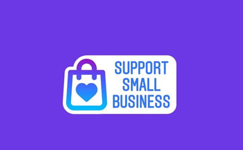 "Instagram has launched a new sticker ""Support small business"" in Stories"