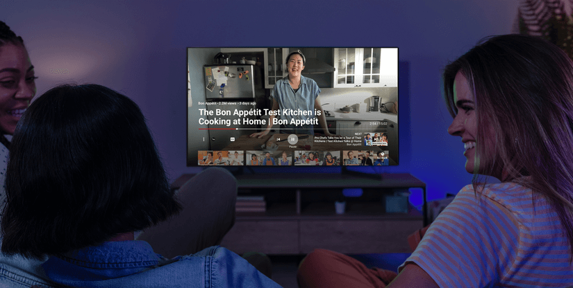 YouTube to launch Brand Lift on TV and a new ad format