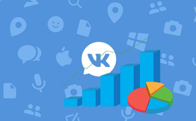 VK group statistics: how to make a community analysis