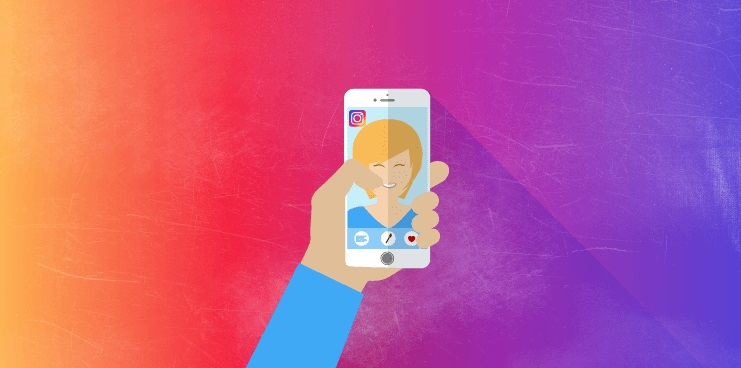 How to tag a person in Instagram Stories: in a photo or video
