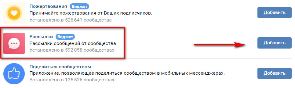 How to send a message on behalf of the VKontakte group