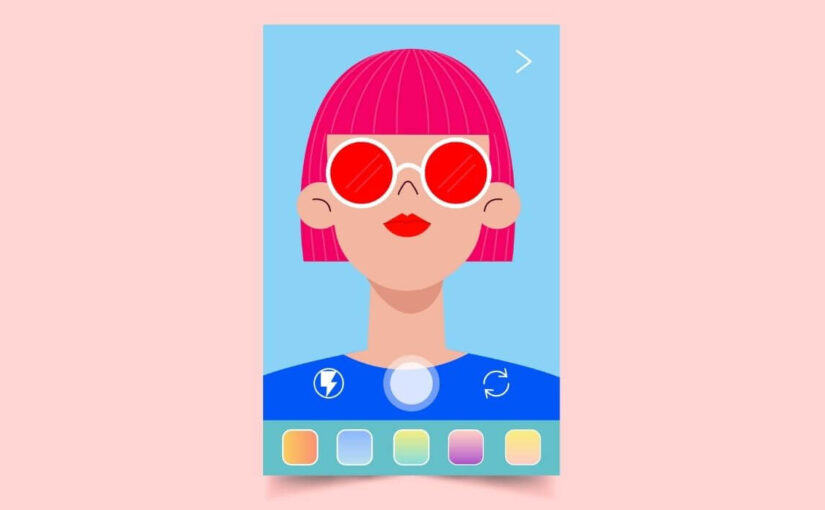 How to create a prediction mask for Instagram Stories