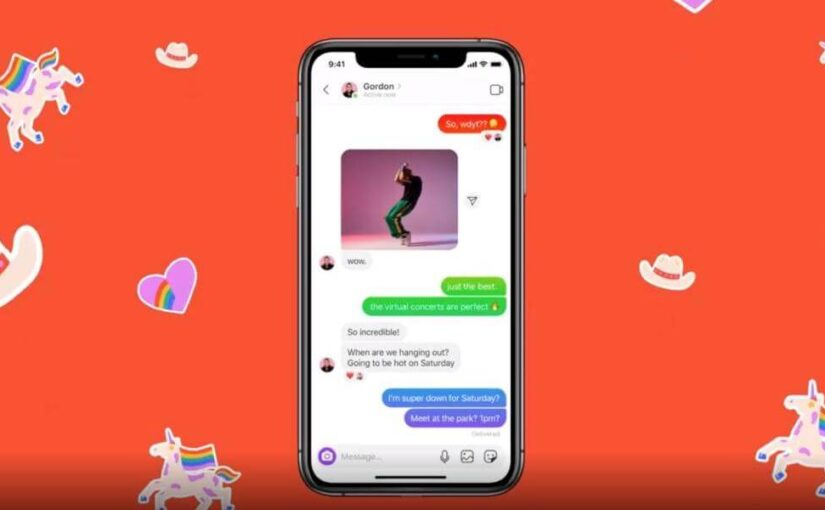 Animated messages in Direct are now available on Instagram