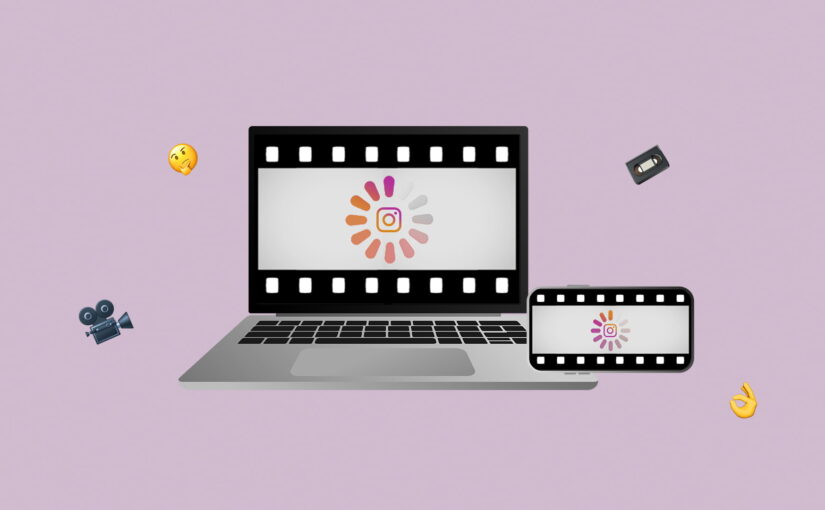 How to post a video to Instagram from a computer and from a smartphone: 5 ways