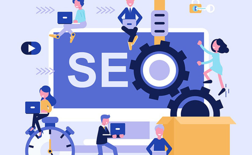 The main stages of SEO-promotion