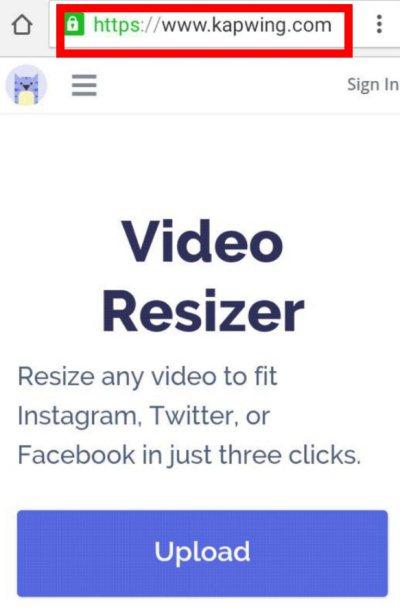download video from tik tok step 1