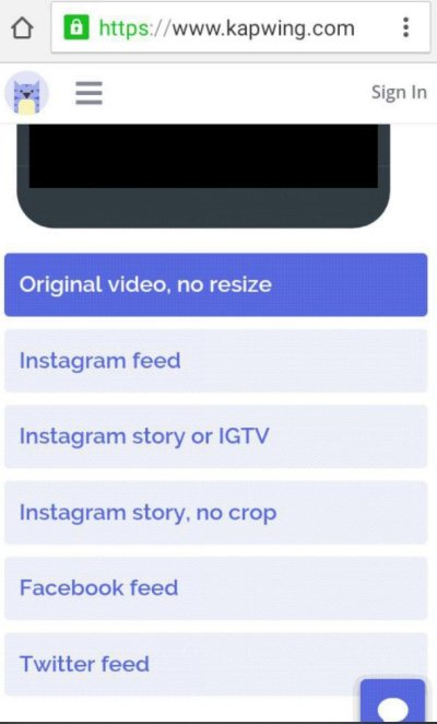 download video from tik tok step 2